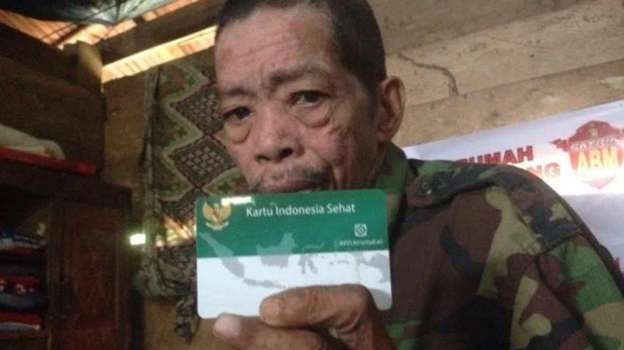 Berobat Pakai KIS, Kakek Asal Salletto Ditolak RSUD Sulbar