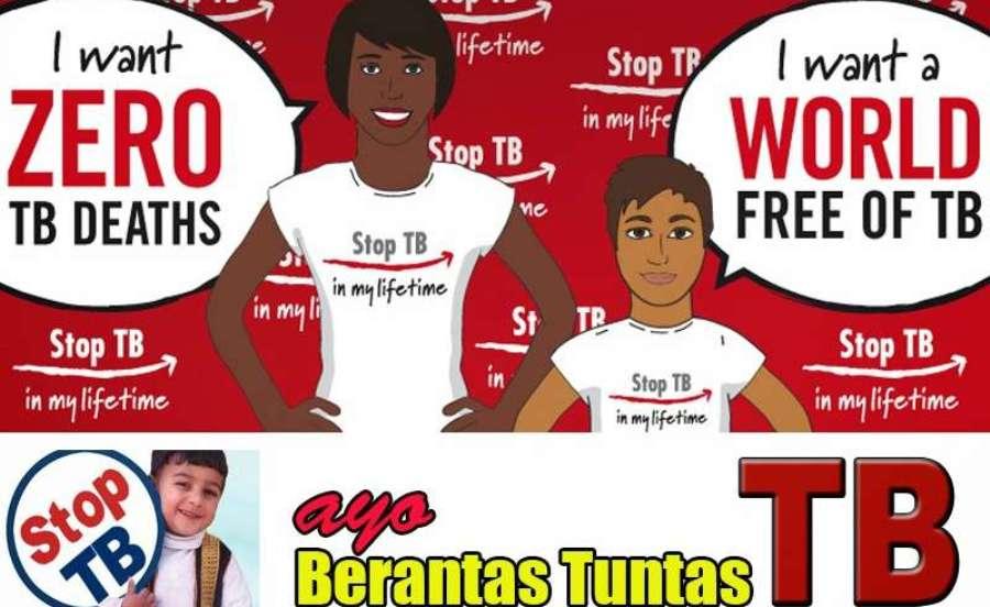 Bersatu untuk Berantas TB di Nusa Tenggara Timur