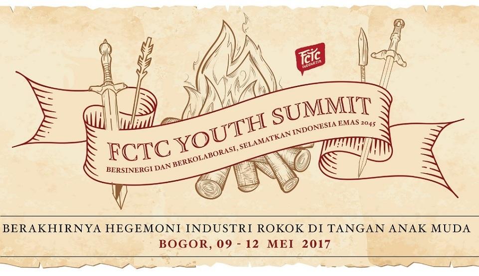 FCTC Youth Summit, Berakhirnya Hegemoni Industri Rokok Di Tangan Anak Muda