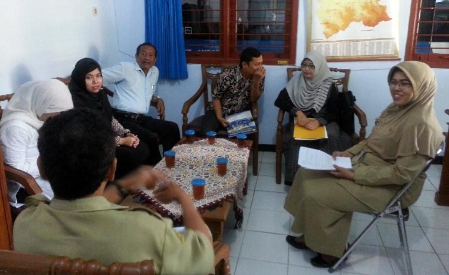 Pengembangan Kampung KB, FKM UNIKAL Koordinasi Dengan Dinas BPMPKB