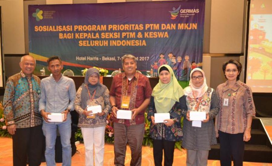 Sosialisasi dan Road Map Program PTM, Bengkalis Dua Kali Raih Penghargaan