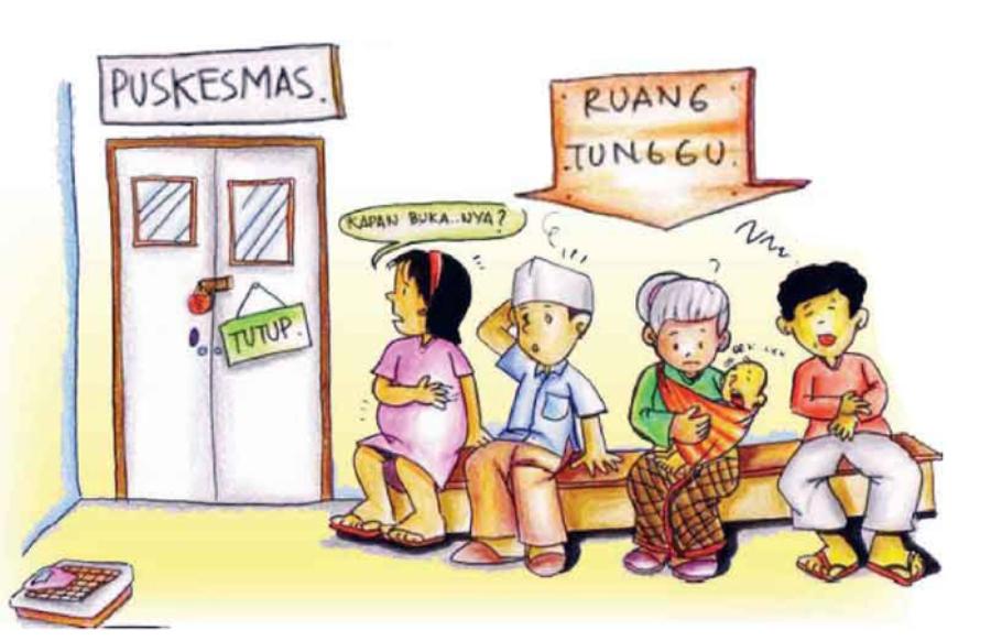 Warga Mengeluh, Sudah 7 Bulan Tidak Ada Petugas Kesehatan di Pustu Kampung Long Suluy