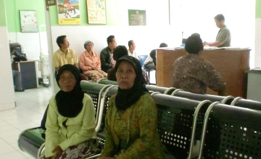 2.432 Puskesmas Indonesia Ramah Lansia