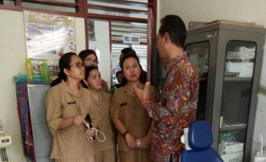 Dirjen Pelayanan Kesehatan Klarifikasi Perkataan Bambang Wibowo saat Kunjungan ke Puskesmas
