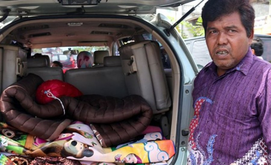 Lagi, Ambulans Dipakai ke Pesta, Ibu Hamil Kehilangan Bayinya