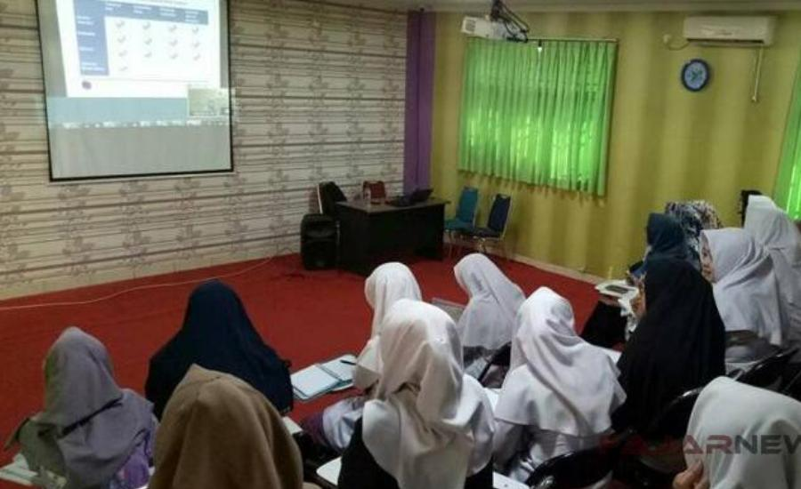 Mahasiswa Program Studi Kesehatan Masyarakat STIKes Kuningan Ikuti Kuliah Online