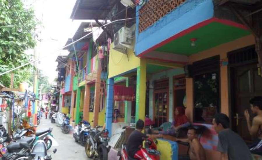 Cerita Tentang Satu-satunya Kampung Tanpa Rokok di Jakarta