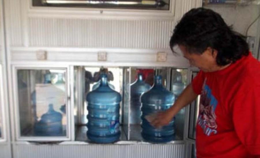 Dinkes Kabupaten Cirebon, 55 Persen Depot Air Minum Belum Punya Surat Layak Sehat