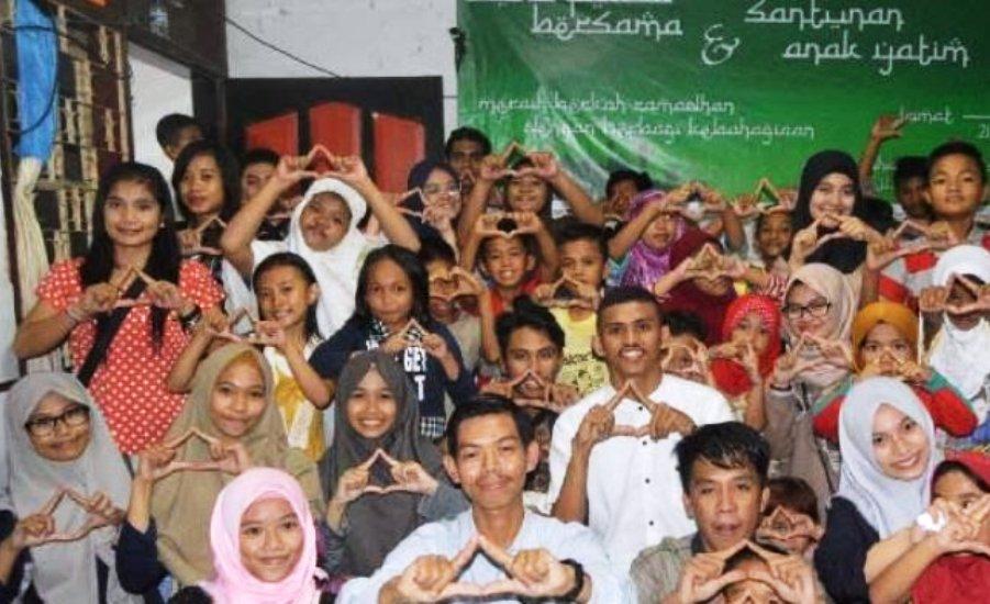 ISMKMI Wilayah IV Penyuluhan Kesehatan Sambil Bukber di Panti Asuhan Anak Bangsa