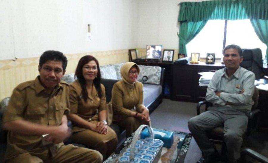 Kepala DInkes Medan Akhirnya Penuhi Undangan Ombudsman Jelaskan Soal Mutasi Pegawai Puskesmas