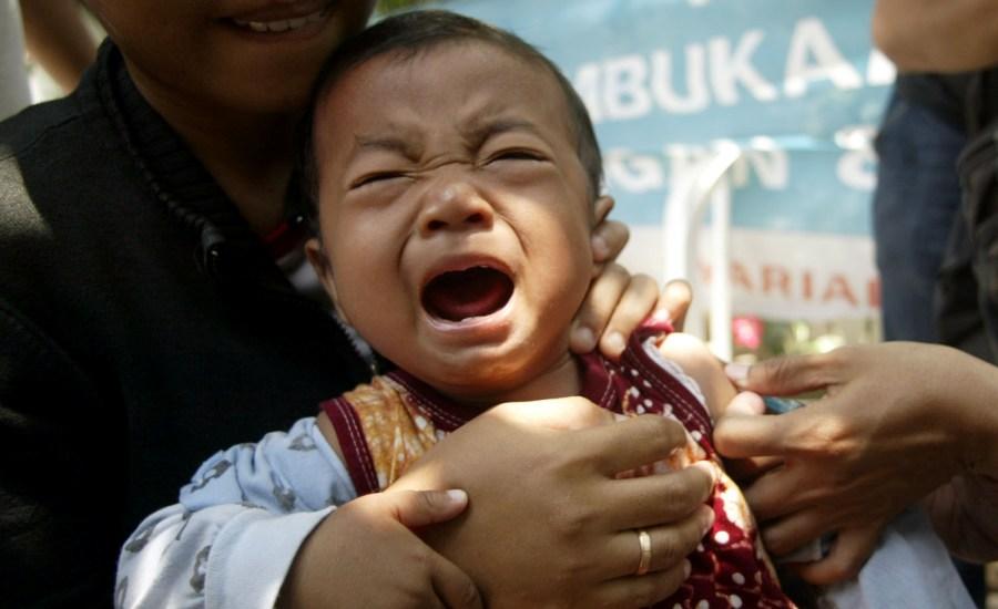 Puluhan Anak Maluku Kena Campak, Menkes, Imunisasi Sebanyak Mungkin Anak!