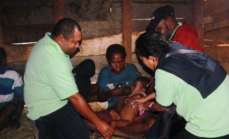40 Bayi Meninggal Dunia di Deiyai Papua Terserang Wabah Sarampa