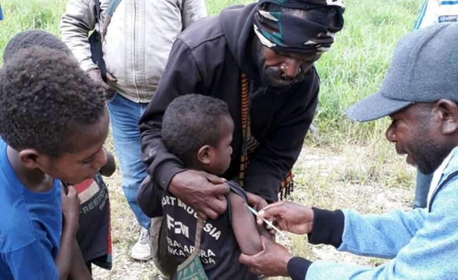 Kemenkes, Anak-anak di Papua itu 27 Meninggal Dalam Tiga Bulan, Bukan 40 Anak