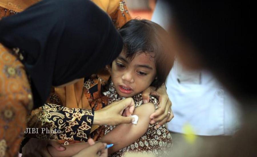 Pemkab Sleman Mulai Mendata Anak Sasaran Imunisasi MR