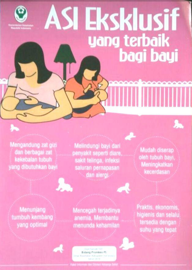 6 Manfaat ASI Eksklusif Bagi Bayi