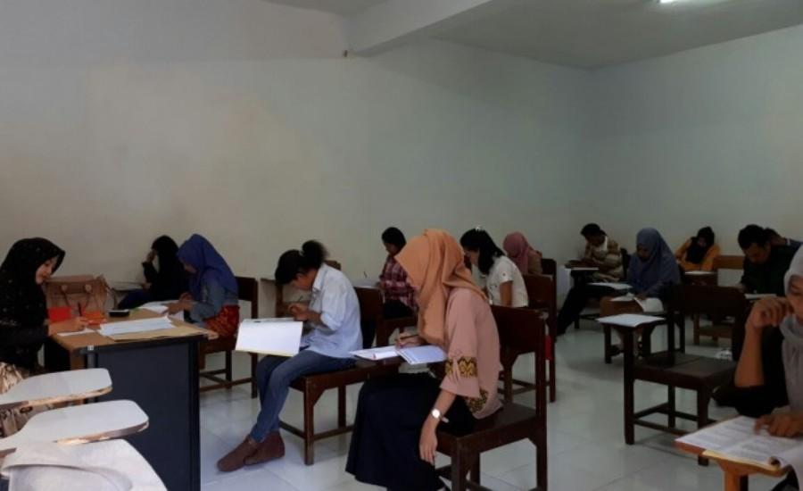 FKM UPRI Makassar Gelar Try Out Institusi UKSKMI