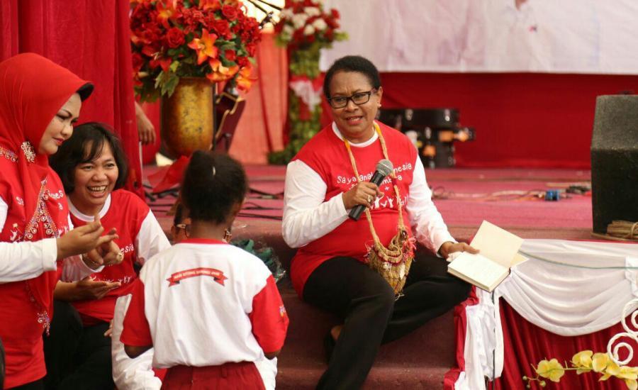 Menteri Ini Prihatin, Mabok Pakai Lem Mulai Marak di Kalangan Anak Remaja Papua