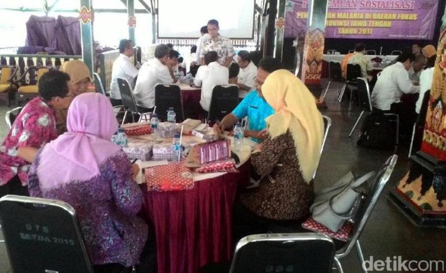 Purworejo, Kabupaten Endemik Malaria Tertinggi se Pulau Jawa