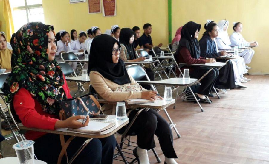 STIKes Kapuas Raya Sintang, Seminar Anti Korupsi