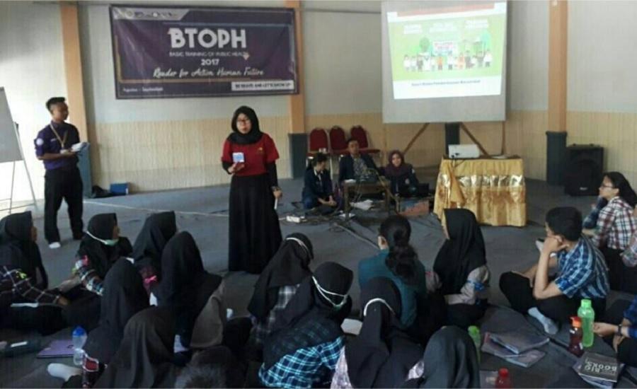 Berawal Dari BToPH Menuju Bonus Demografi Indonesia 2045