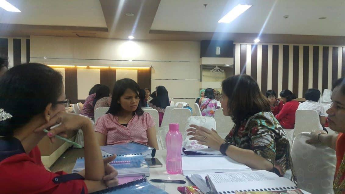 Dinkes Kota Medan Adakan Pembinaan Tim Perawatan Kesehatan Jiwa Masyarakat Bagi Petugas Puskesmas-2