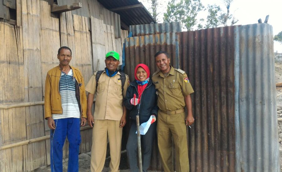 Ini Aksi Nyata Kami Tim Nusantara Sehat PKM Nualain Dari Batas Timor Leste - Indonesia-1