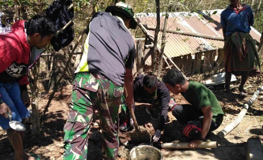 Ini Aksi Nyata Kami Tim Nusantara Sehat PKM Nualain Dari Batas Timor Leste - Indonesia-2