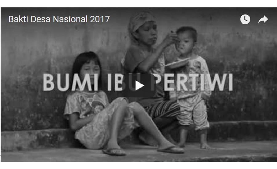 Kenalkan Profesi Kesehatan Masyarakat, BEM FKM Unsri Gelar Bakti Desa Nasional