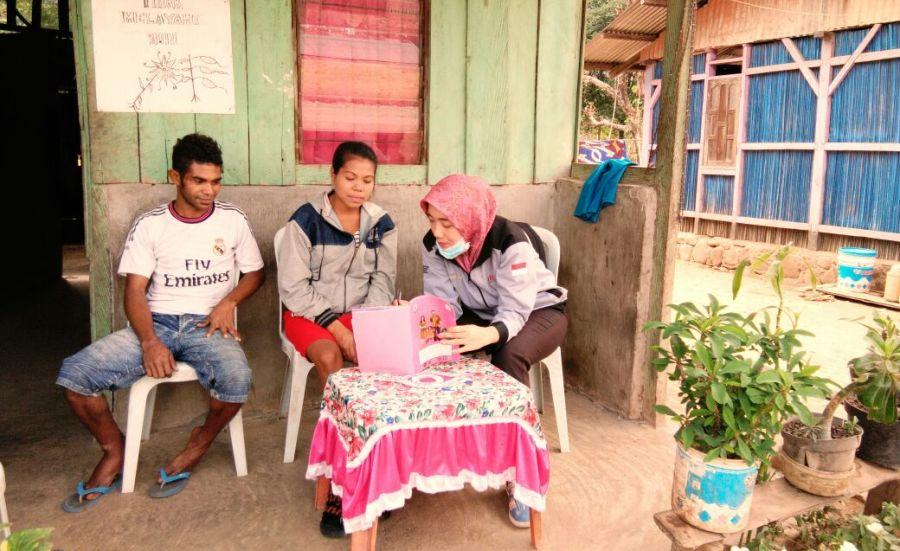 Nusantara Sehat Dukung Program Revolusi KIA