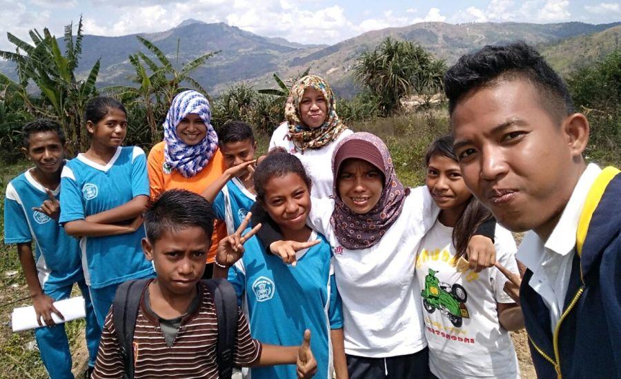 Nusantara Sehat Puskesmas Nualain Bentuk Kader Kesehatan Sekolah-6