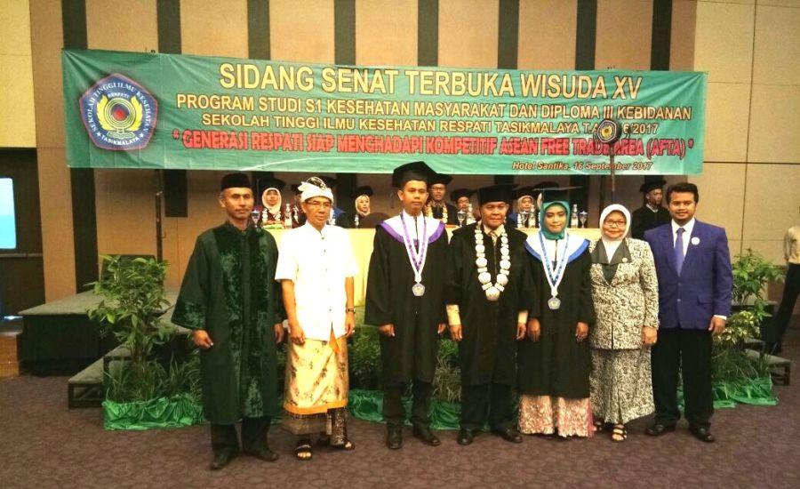 Pertama Kali, Sumpah Ahli Kesehatan Masyarakat Indonesia di Jawa Barat