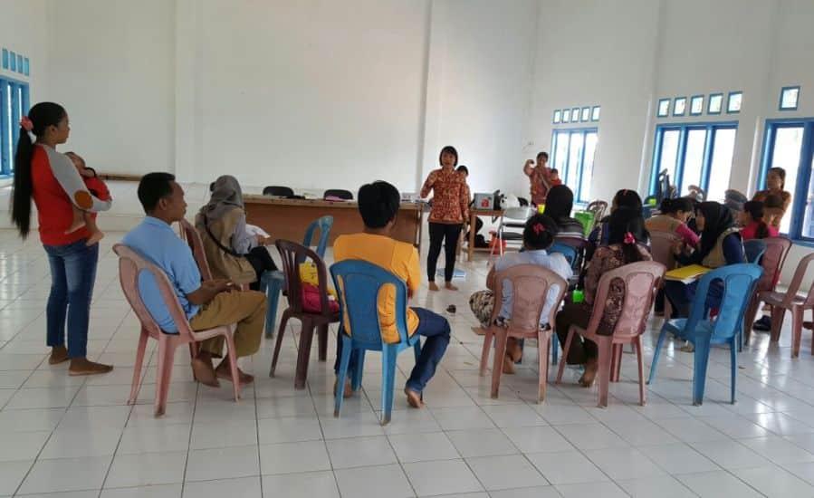 Puskesmas Balai Riam Beri Penyuluhan Kesehatan Jiwa Masyarakat di Desa Air Dua