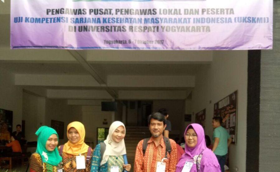 170 Orang Ikuti UKSKMI Periode Oktober di Universitas Respati Yogyakarta