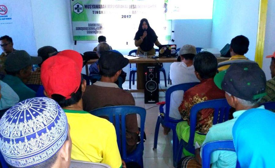 5 Poin Penting Pembangunan Kesehatan Masyarakat Disepakati dari MMD