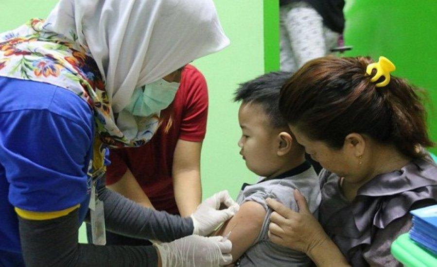 Alhamdulillah, Imunisasi MR di Jakarta Utara Capai 97 Persen