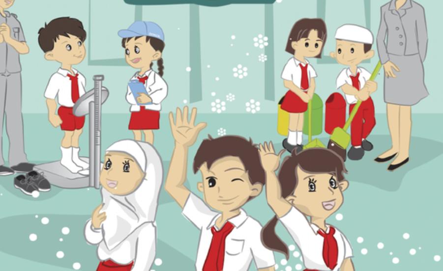 Dinkes Bantul Distribusikan 4.400 Buku Rapor Kesehatan Siswa Tingkat SD ke Sejumlah Sekolah