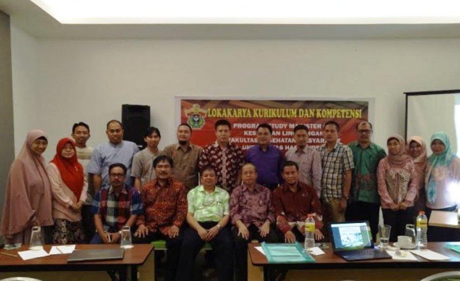 FKM Unhas Gelar Lokakarya Kurikulum dan Kompetensi Kesehatan Lingkungan