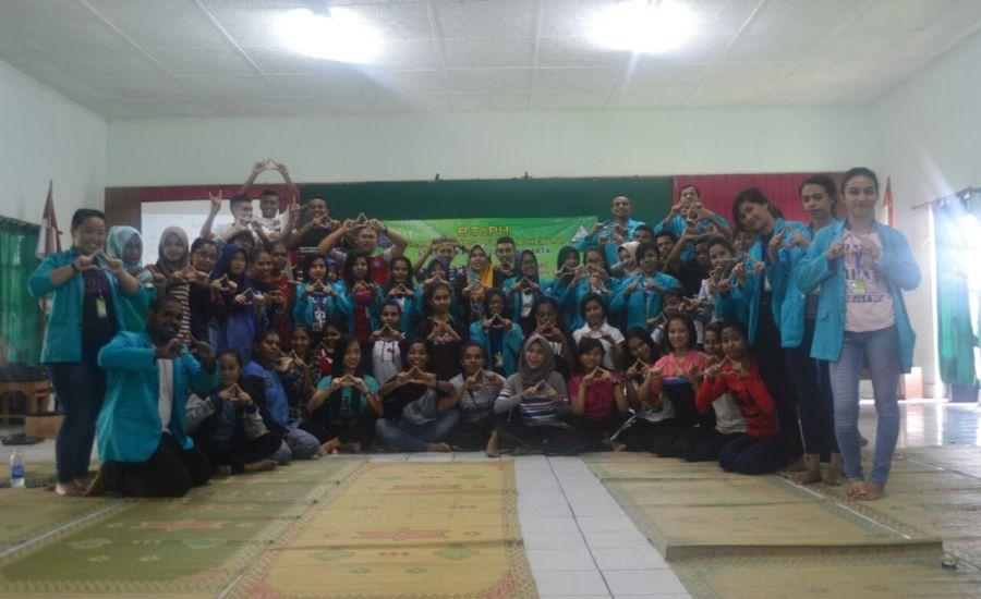 HMJ IKM STIKES Wira Husada Yogyakarta Gelar Basic Training of Public Health