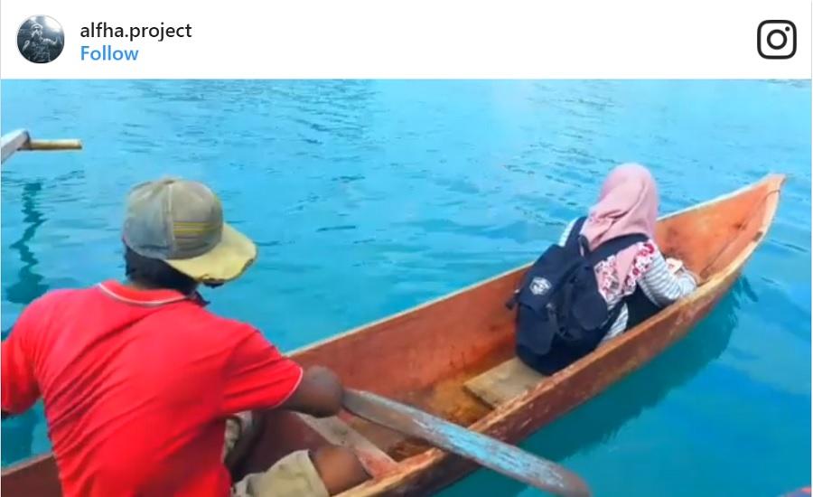 Inspiratif! Ini Kisah Bidan Apung Nusantara Sehat di Batas Samudra