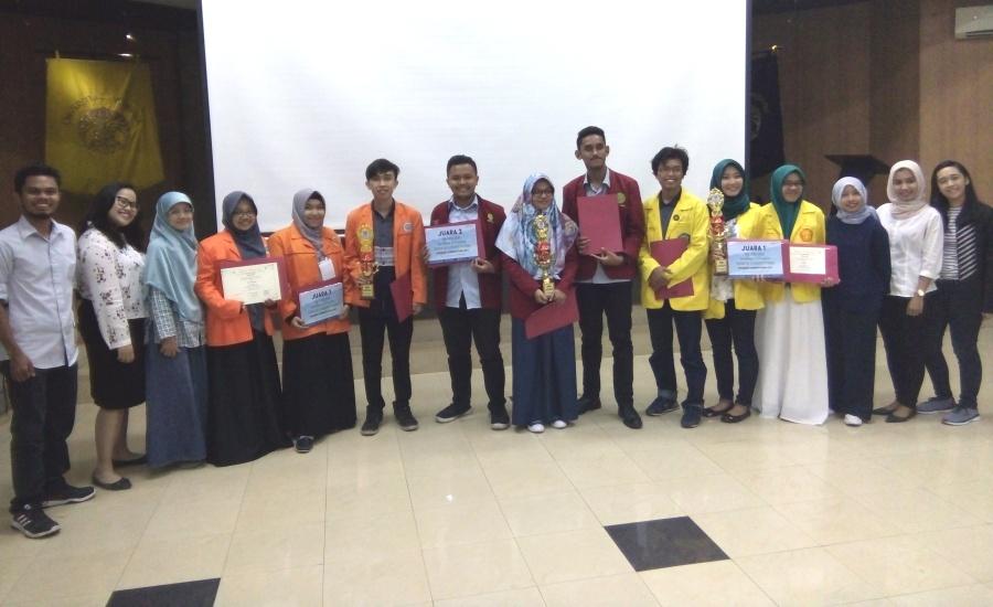Kalahkan Tuan Rumah, Tim FKM UAD Raih Juara 3 Lomba Debat di UI