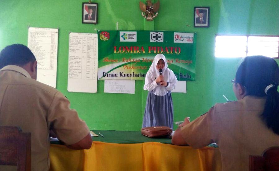 Lomba Pidato Nusantara Sehat