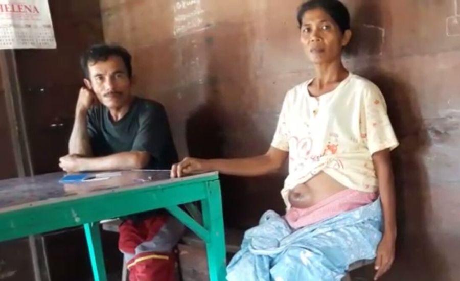 Nusantara Sehat Pasien Hepatitis B di Nias Selatan Ini Perlu Uluran Tangan