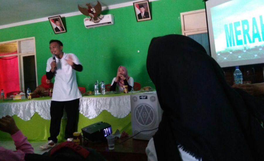 Refreshing Kader Posyandu Desa Gedung Karya Jitu Tulang Bawang