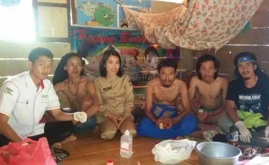 Tim Nusantara Sehat Puskesmas Basse Sangtempe