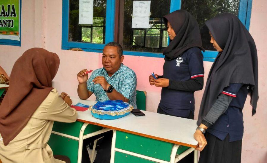 UPT Puskesmas Pulau Merbau Laksanakan Kegiatan Posyandu Remaja-2