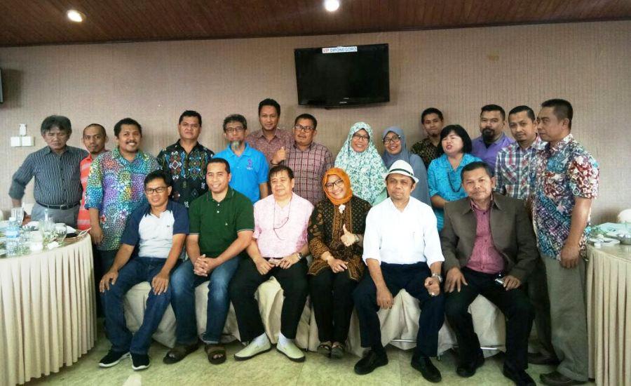 Ikatan Alumni FKM Unhas Adakan Pertemuan Terbuka Bahas Dinamika SKM