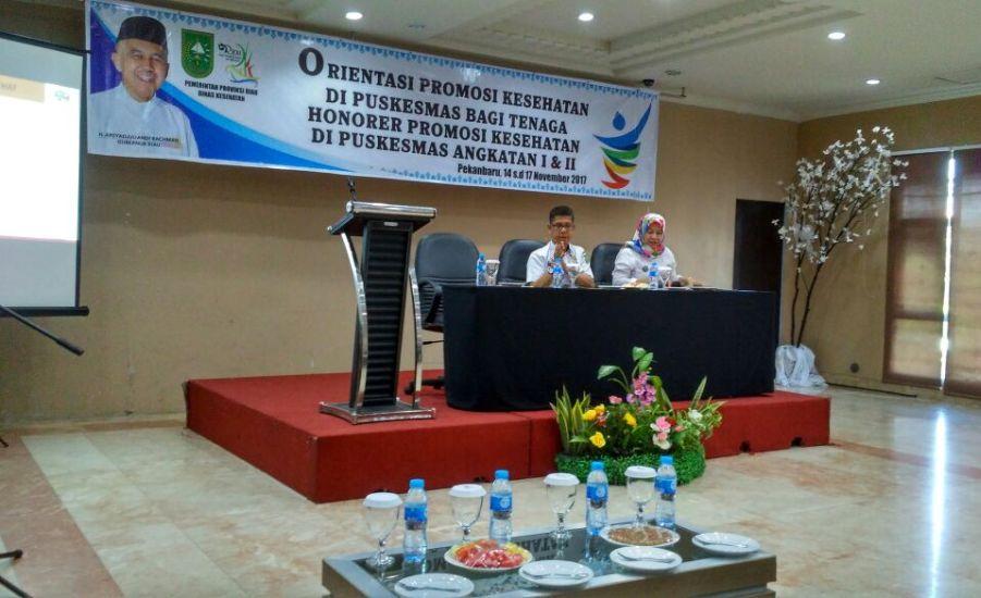 Kabid KesMas, Drs.Dedi Parlaungan, Apt
