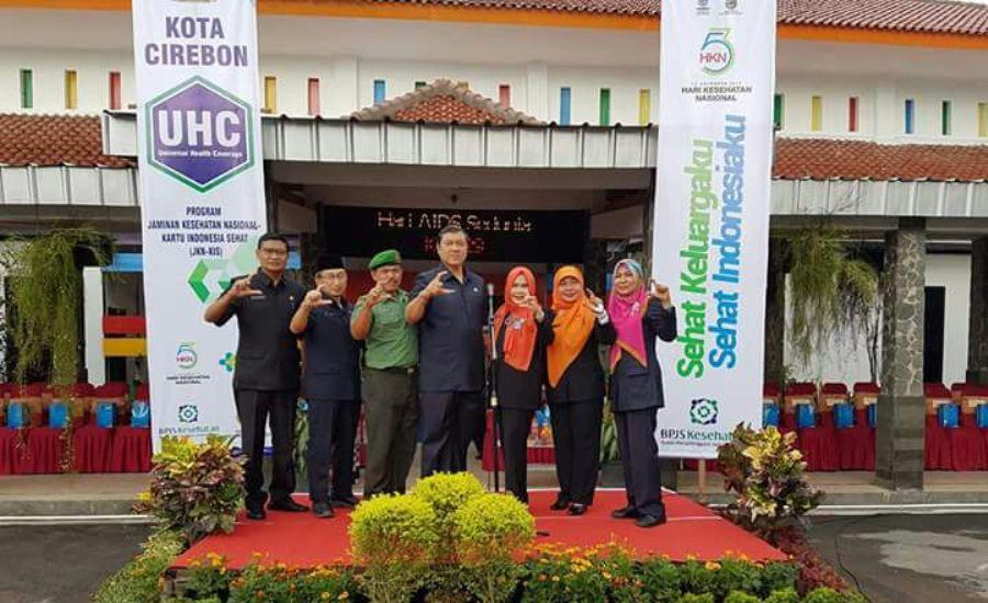Kota Cirebon Peringati HKN ke-53 Sekaligus HUT BKPM ke-61