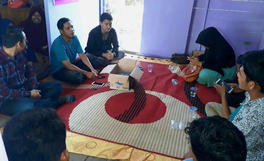 Pertemuan ISMKMI di Univ Teuku Umar Aceh