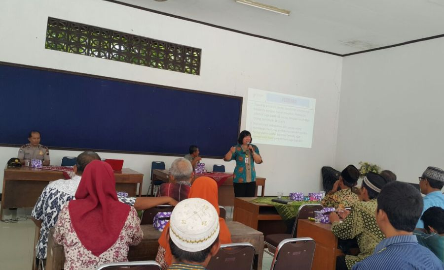 Pertemuan Lintas Sektor, Bahas Pemanfaatan Dana Desa Untuk Kesehatan